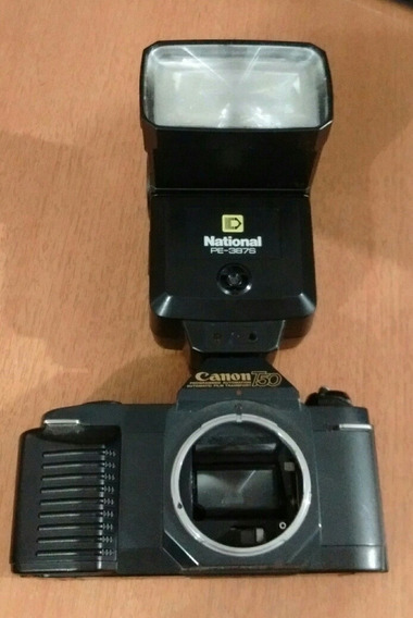 Canon T50 Y Flash National Pe 387s