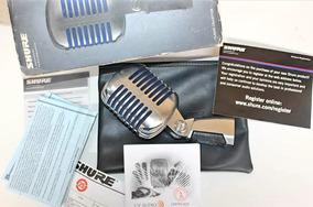 Microfone Shure Super 55 Deluxe Original