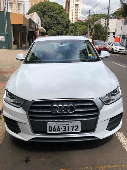 Audi Q3 1.4 Tfsi Attraction S-tronic 5p 2016