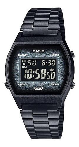Reloj Mujer Casio B640wbg-1b Negro Digital / Lhua Store