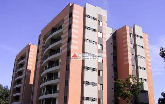 Apartamento À Venda, 93 M² Por R$ 650.000,00 - Vila São Francisco - São Paulo/sp - Ap4684