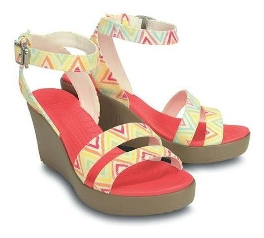 Crocs Zapato Sandalias Talla 6 Chanclas Playa Enviogratis