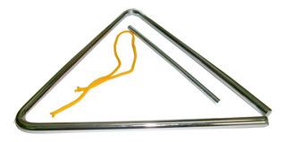 Triangulo De Acero 17 Cm Banda Ritmica Percusion