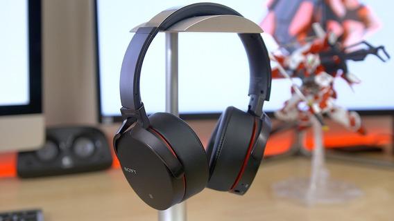 Fone De Alta Qualidade Sem Fio, Bluetooth, Sony, Mdr-xb950b1