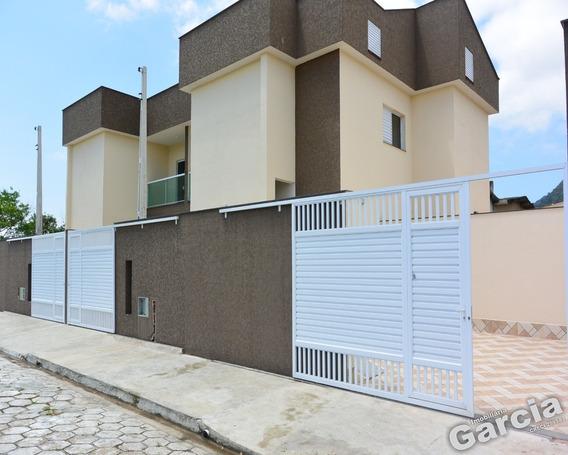 Casa Sobreposta Parte Superior A Venda E Locação Em Peruíbe - 4616 - 34580557