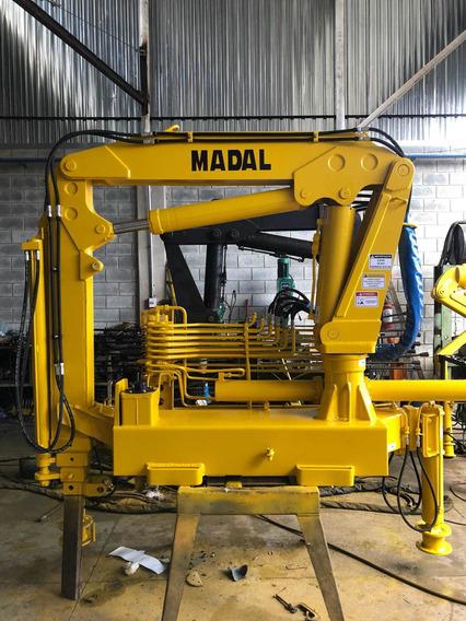 Munck Madal 6.500 P/ 3 Ton 100% Reformado