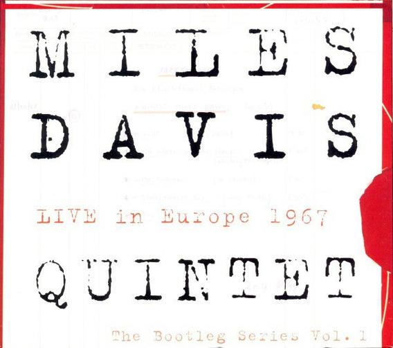 Cd Miles Davis Quintet Live In Europe 1967 Quadruplo