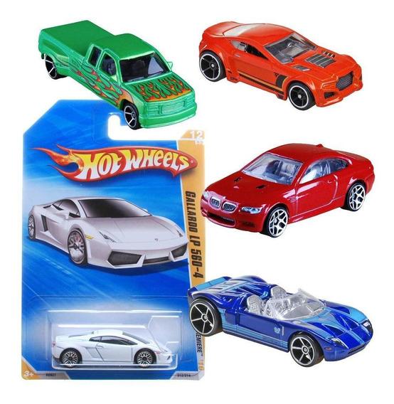 Hot Wheels Carrinho Básico Unidade - Mattel
