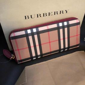 34d629cd2 Carteras Burberry Para Mujer - Ropa, Bolsas y Calzado en Mercado ...