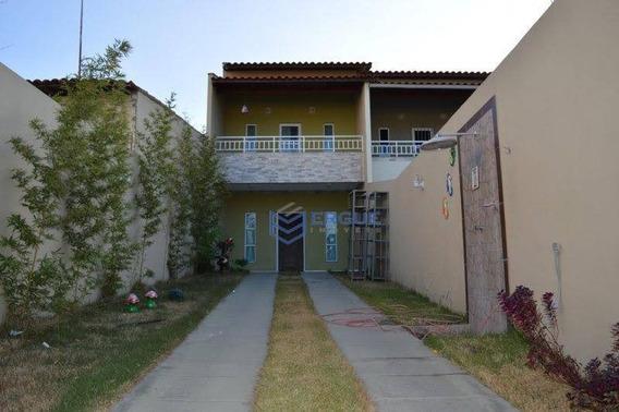 Casa À Venda, 130 M² Por R$ 250.000,00 - Mondubim - Fortaleza/ce - Ca0947