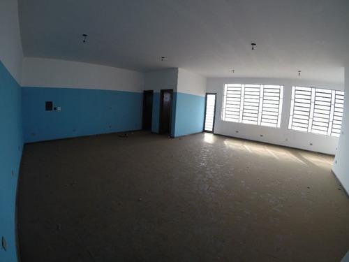 Imagem 1 de 7 de Sala Para Alugar, 150 M² Por R$ 1.200,00/mês - Cechino - Americana/sp - Sa0193
