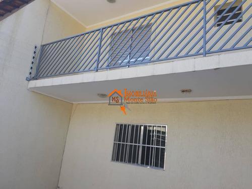 Imagem 1 de 24 de Casa Com 2 Dormitórios À Venda, 155 M² Por R$ 410.000,00 - Jardim Giovana - Guarulhos/sp - Ca0552