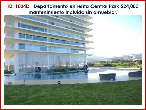 Departamento En Renta Central Park