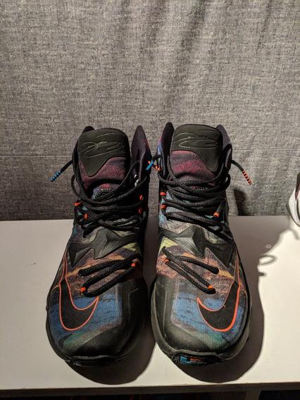 Nike Lebron James Xiii 13 Talle 13 47.5 Perfecto Estado