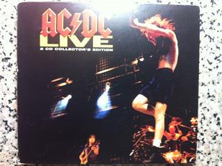 Ac Dc Live 2cds Collector Edition 23 Tracks Americano