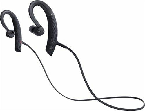 Imagen 1 de 5 de Sony Mdrxb80bs Black Premium Impermeable Bluetooth Inalambri