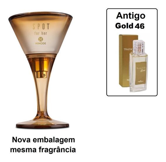 Perfume Spot Ref: Traduções Gold 46 /63 - 212 Vip Ele Ou Ela