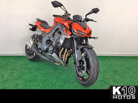Kawasaki Z1000 Abs Naked 17/18 - Laranja