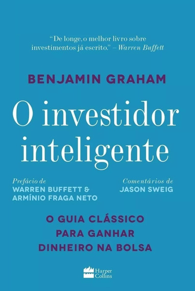 Livro O Investidor Inteligente - 2ª Ed. 2017 Envio Imediato!