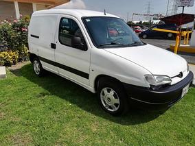 Peugeot Partner Furgón Cargo Std 5 Vel 2005