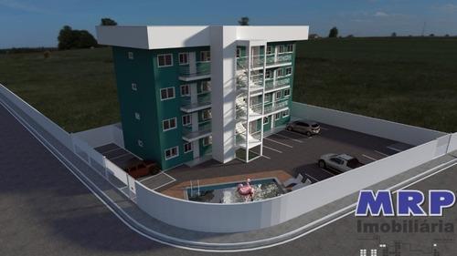 Imagem 1 de 7 de Ap 00285 - Lançamento Apartamento Em Ubatuba, 1 E 2 Dormitórios, Oportunidade, Próximo A Praia Da Maranduba, Com Escritura! - Ap00285 - 68130419