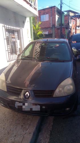 Renault Clio Sedan 2007 1.0 16v Privilège Hi-flex 4p