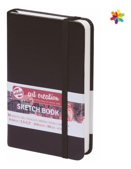 Cuaderno Sketch Art Creation 140 Grs 9 X 14 Cm Barrio Norte