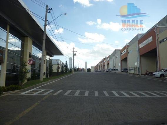Galpão Industrial Para Locação, Jardim São Pedro, Hortolândia. - Ga0036