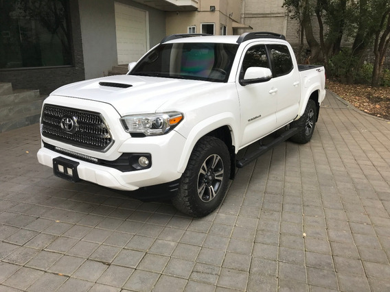 Toyota Tacoma Blindada Nivel 3 Plus 2016 (impecable)