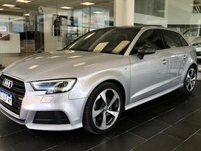 Audi A3 S-line Unico Santos Bmw