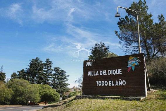 Vendo Lotes En Villa Del Dique,últimos 3 Lotes! Financiados!