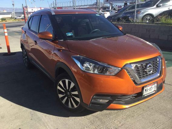 Nissan Kicks 5p Advance L4/1.6 Aut