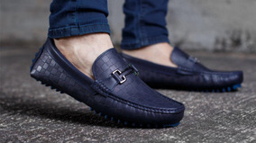 Zapato Tipo Mocasin Caballero