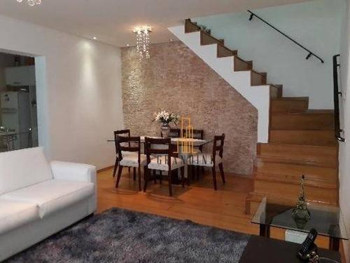 Casa Com 3 Dormitórios À Venda Por R$ 552.000 - Vila Camilópolis - Santo André/sp - Ca0044
