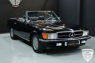 Mercedes Benz Sl 350 1972 72 - Conversível - Antiga