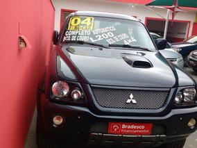 Mitsubishi L200 2.5 Gls Cab Dupla 4x4 4p Automatica
