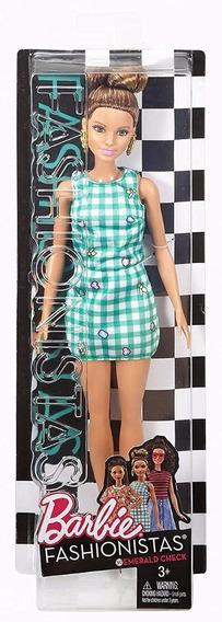 Barbie Fashionista Colecionador 50 Esmerald