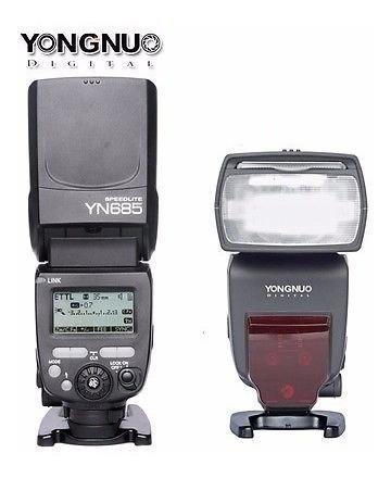 Flash Yongnuo Speedlite Yn685 P/ Canon