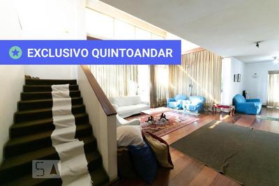Casa Com 4 Dormitórios E 5 Garagens - Id: 892853505 - 153505