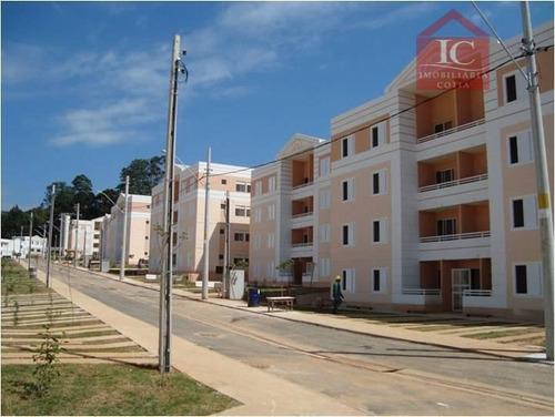 Apartamento Residencial À Venda, Jardim Ísis, Cotia. - Ap0171