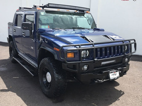 Hummer H2 Adventure (pick Up) Azul 2007