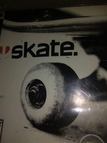 Jogo Skate Ps3