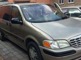 Chevrolet Venture Minivan Ls Larga Aa At