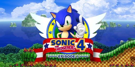 Sonic Hedgehog 4 - Xbox360 Funciona Bloqueado Tambem