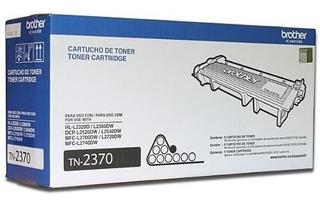 Toner Brother Tn2370 Para 2320/2360/2540/2720 Original
