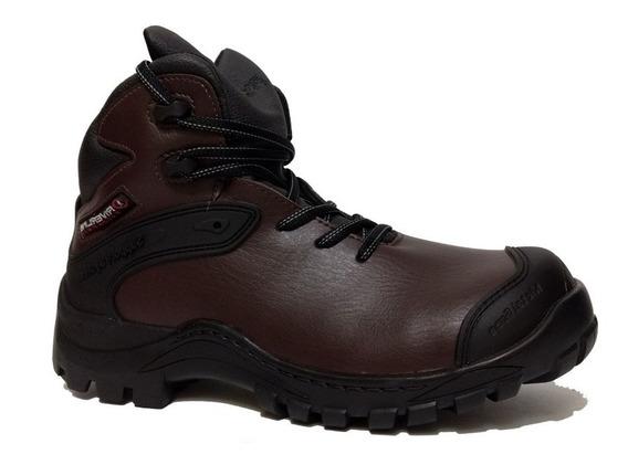 Bota Zapato Riverline Rev01p Calzado Industrial Micropiel