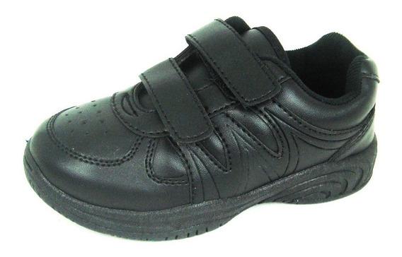 Zapato Colegial Escolar Deportivo H2 Hummer Unisex 26 Al 38