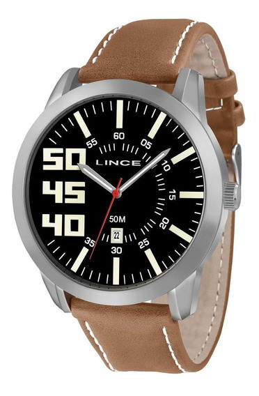 Relógio Lince Mrc4332s-p2mb - Prata