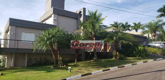 Casa Com 3 Dormitórios À Venda, 570 M² Por R$ 2.700.000 - Condomínio Hills Iii - Arujá/sp - Ca1511