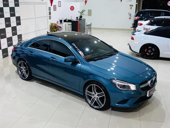 Mercedes-benz Cla 200 1.6 First Edition Turbo Gasolina 4p